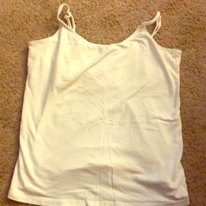 Old Navy Women's Extra Large White Tank top